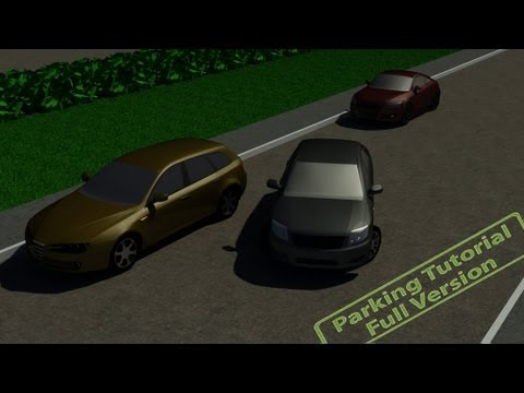 Parking Tips - a Common Mistake to Avoid
