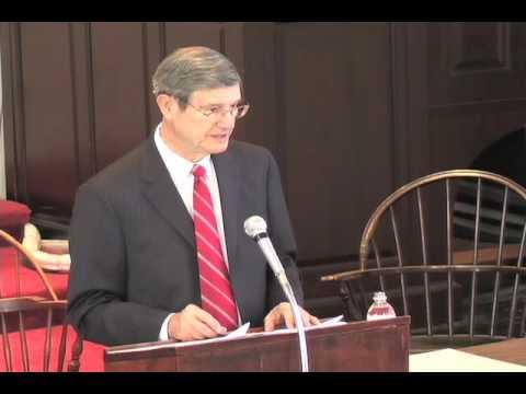 Chapel Talk - Roger Billings '59 (February 12, 2009)