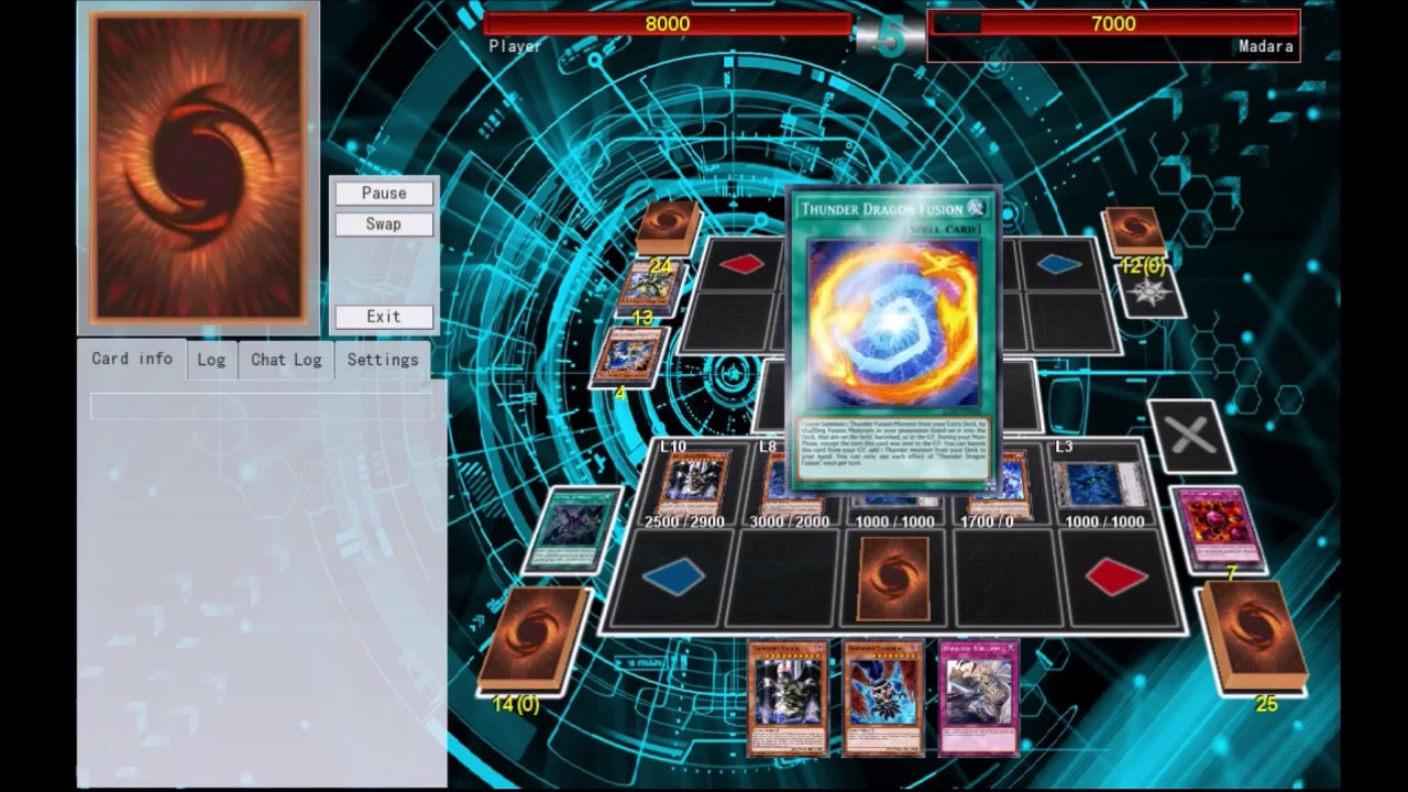 YUGIOH* TOO STRONG! Darklord Diabolos (POST FLOD) Replays