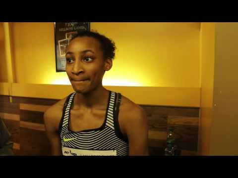 Sammy Watson Breaks HS 800m National Record