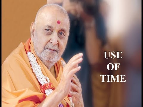 Use Of Time Pravachan