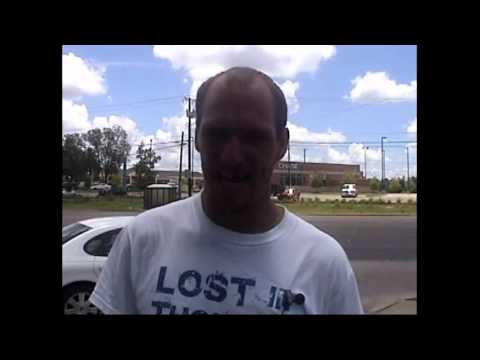 Interview with a Homeless/Jobless Guy on the Streets