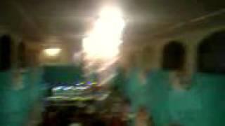 Оля Полякова Люли Люли Танцы в ресторане АНИ