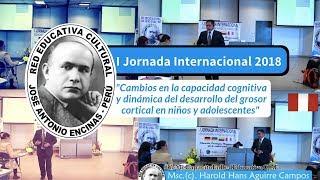"""""""Neurodesarrollo e Inteligencia del niño y adolescente"""" I Jornada Internacional 8/11"""
