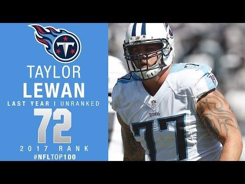 #72: Taylor Lewan (OT, Titans) | Top 100 Players of 2017 | NFL