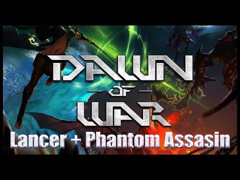 Гайд как побеждать в Dota 2 Dawn Of War [№2]