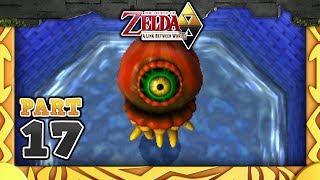 The Legend of Zelda: A Link Between Worlds - Part 17 - Swamp Palace!