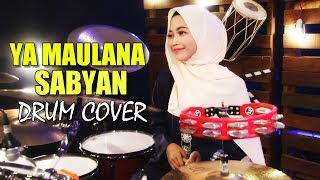 Video YA MAULANA - SABYAN Drum Cover by Nur Amira Syahira download MP3, 3GP, MP4, WEBM, AVI, FLV September 2018
