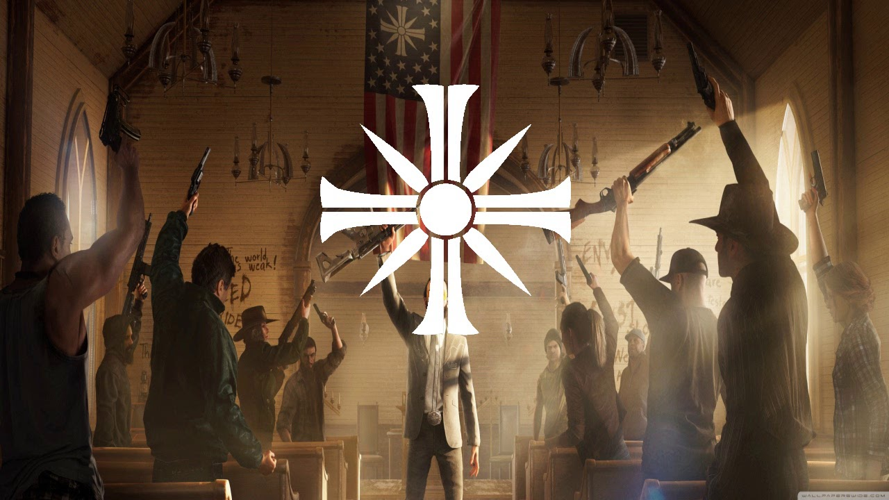 Eden S Gate Cultist Song Keep Your Rifle By Your Side Far Cry 5 Song Youtube