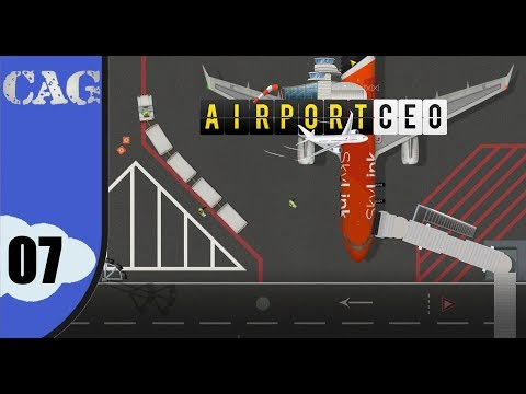 Medium aircraft have arrived || Lets play Airport CEO EXTREME || E07