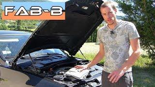 Comment vérifier les niveaux sur BMW E90