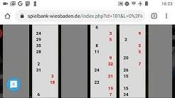 Permanenz live Casino Wiesbaden 31.5.2020