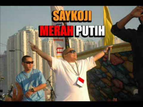 SAYKOJI - MERAH PUTIH (official Audio)