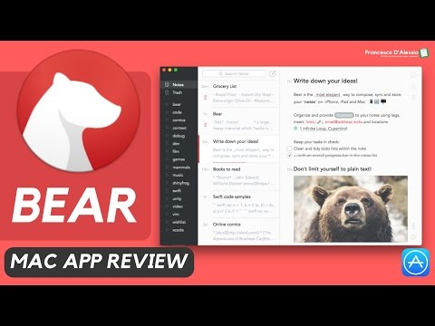 Get Bear MacOS review: What's different?! Pics