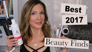 Best Beauty Finds of 2017! (Non-Makeup)