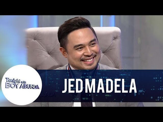TWBA: Jed Madela sings the song of his life