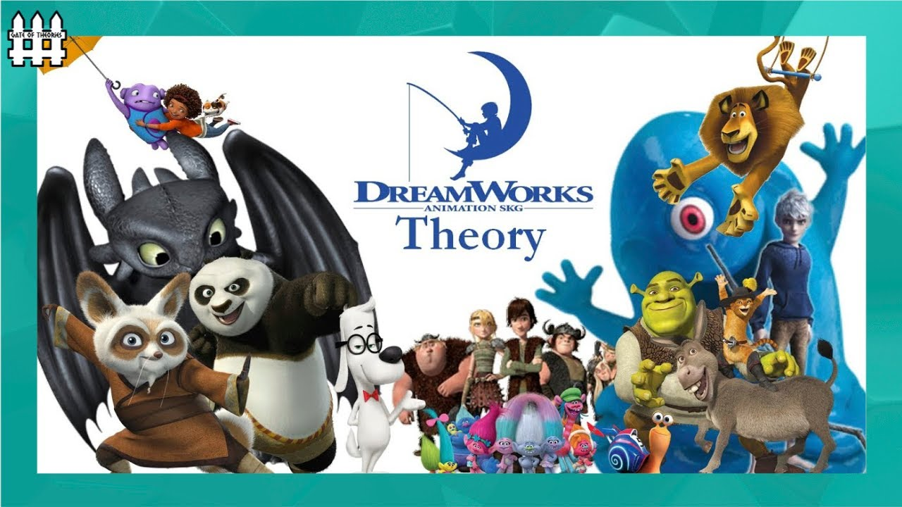 The Dreamworks Theory - YouTube