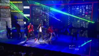 """Wisin y Yandel Irresistible HD En Vivo """"Premios Juventud 2010"""" Miami"""