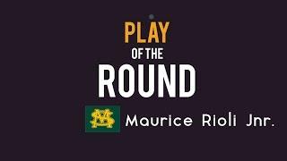 NTFL 17/18 Play of the Round - Round 6- Maurice Rioli Jnr (St Mary's FC) thumbnail