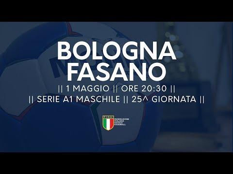 Serie A1M [25^]: Bologna - Fasano 23-28