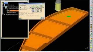 TUTORIAL Como hacer un Programa CNC en CATIA V5-2