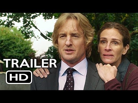 Wonder   1 2017 Owen Wilson, Julia Roberts Drama Movie HD