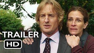 Wonder Official Trailer 1 2017 Owen Wilson Julia Roberts Drama Movie HD