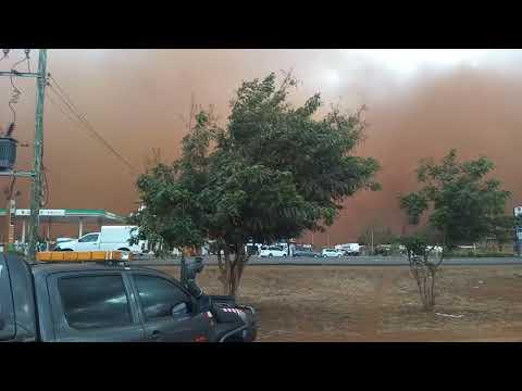 Wind storm at Emali, Kenya thumbnail