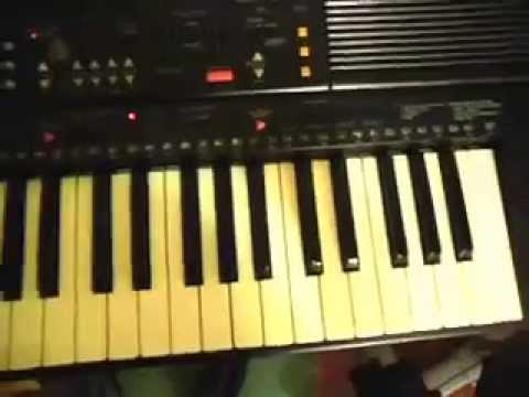 organeta piano teclado yamaha psr 400 base. Black Bedroom Furniture Sets. Home Design Ideas