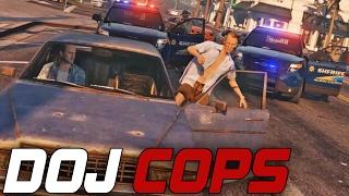 Dept. of Justice Cops #89 - Suicide by Cop (Criminal)