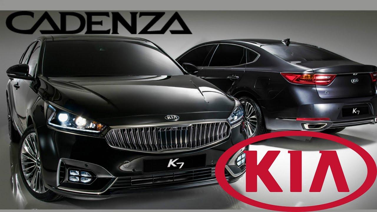 2017 Kia K7 Cadenza