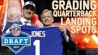 Grading Quarterback Landing Spots | 2019 NFL Draft