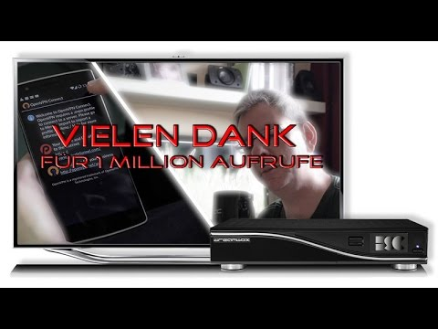 vielen dank f r 1 million aufrufe youtube. Black Bedroom Furniture Sets. Home Design Ideas