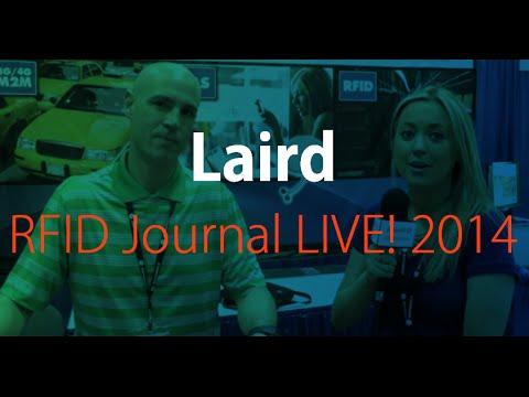 Laird RFID Antennas   RFID Journal LIVE 2014