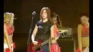 Ash - Burn Baby Burn (live Smash Hits)