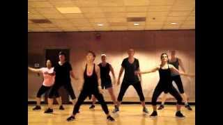 """I LIKE TO MOVE IT"" by Madagascar - Dance Fitness Workout Choreography Valeo Club"