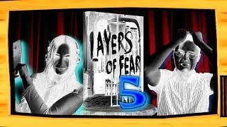 Layers of Fear odc. 5. Windą do... nieba? I oszukane lustra! #paragranimuje #horror