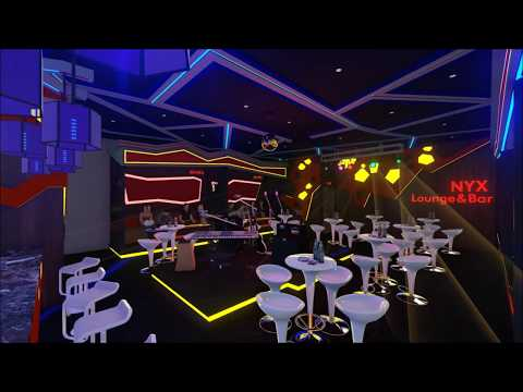 Video 3D Animasi EXIST DESIGN #5 Design Interior KARAOKE KTV NYX JAMBI