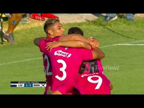 Liverpool M. Montevideo Wanderers Match Highlights
