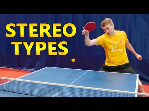 Ping Pong Stereotypes Youtube