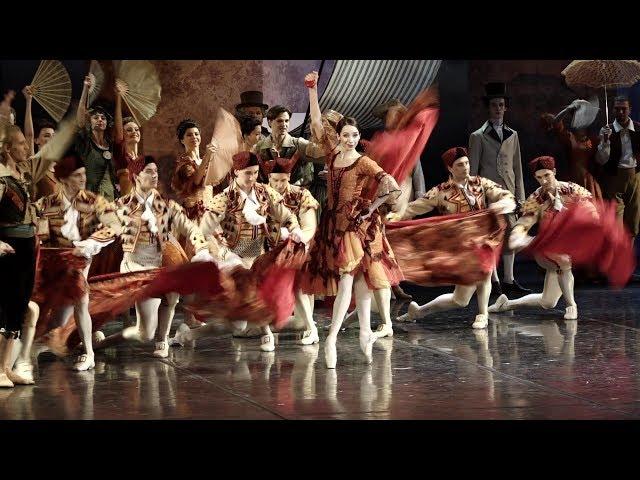 Le Don Quichotte de Noureïev au théâtre Stanislavski et Nemirovitch-Dantchenko de Moscou (2019)