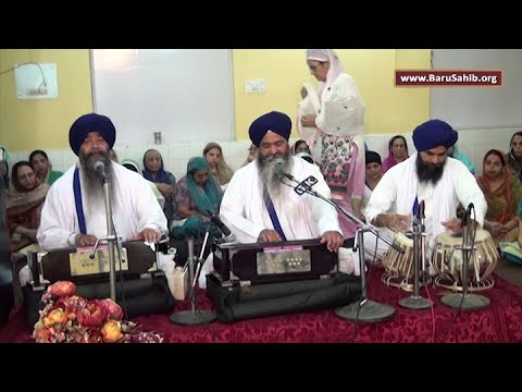 50th Annual Samagam of Sant Shahbegh Singh Ji - Kirtan by Bhai Rai Singh Ji (Day 1 - Part 3)