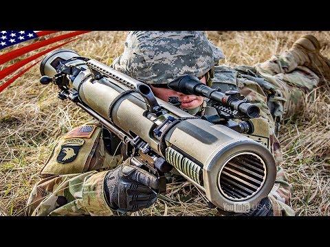 【カールグスタフ無反動砲】1日6発限定!M3&最新M4(M3E1)を大量配備する米軍