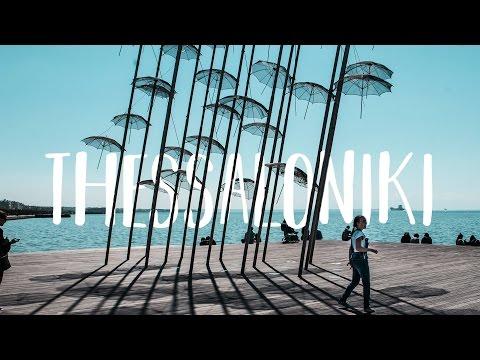 Mit der DROHNE über Thessaloniki