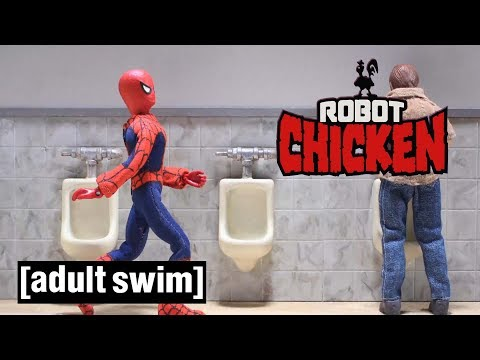 The Best of Spider-man | Robot Chicken | Adult Swim