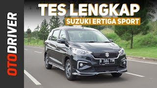 Suzuki Ertiga Suzuki Sport 2019 | Review Indonesia | OtoDriver Video