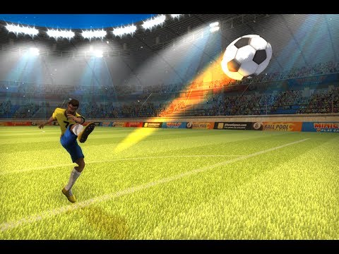 Play Free World Cup Soccer Games 2014 For PC Online