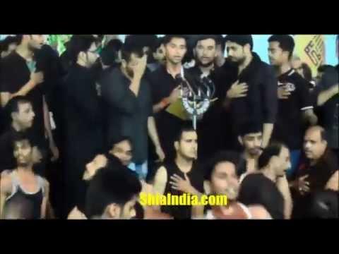 8th Muharram Shaida e Shabbir Matam