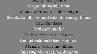Maher Zain  - Hold My Hand (Lirik dan Terjemahan)