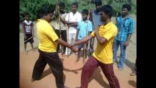 Kuthuvarisai, Silambam Techniques(Tamil Martial Art)
